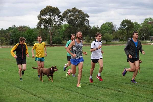 14 Dec 2018 Canberra beer mile