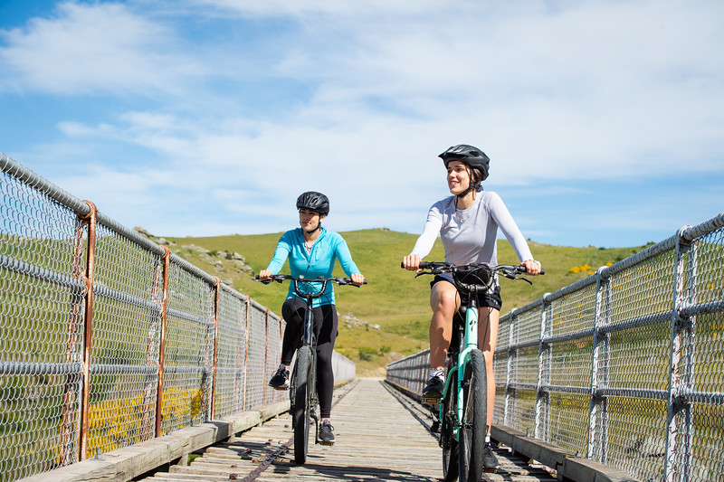 Spring on the Otago Central Rail Trail