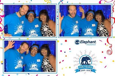 Elelphant's 10th Birthday Bash - 10-19-19