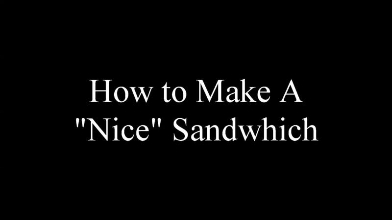 Nice lox sandwhich.mp4