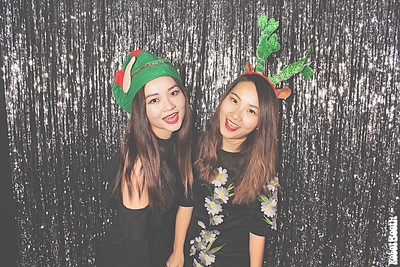 12-15-17 Atlanta The W Hotel Photo Booth - Robot Booth