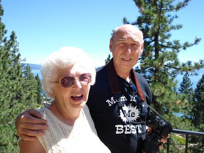 Grandmam Visits