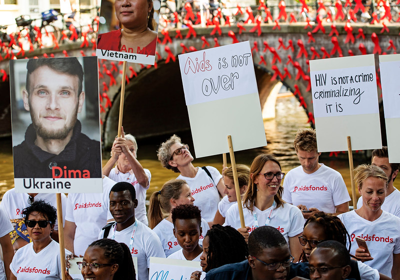 AIDS 2018: Wednesday July 25