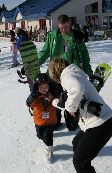 Snowboard Feb 2009