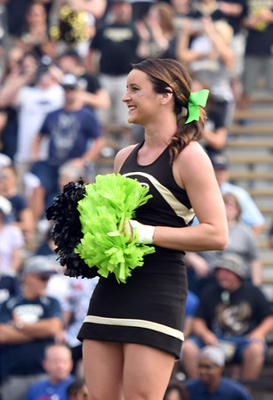 Purdue Cheer and Dance Teams