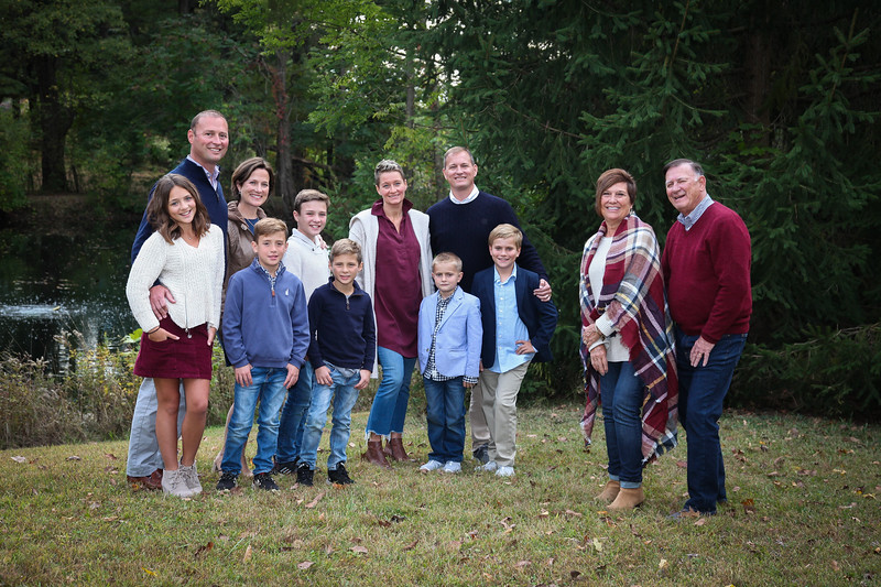 Douglas Family Proofs