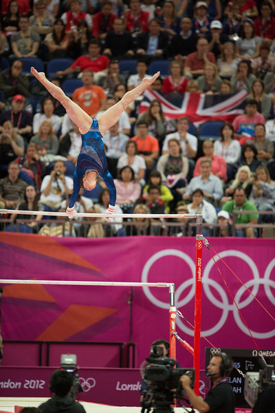 __02.08.2012_London Olympics_Photographer: Christian Valtanen_London_Olympics__02.08.2012_D80_4609_final, gymnastics, women_Photo-ChristianValtanen