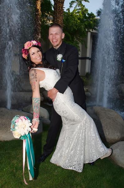 Brad & Libby Wilkins - wedding