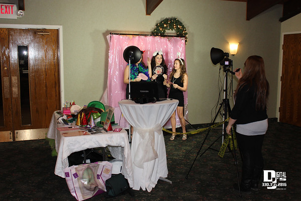 Paige Sweet 16 Party