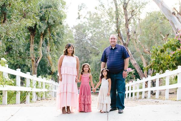 The Spencer Family, September 2017