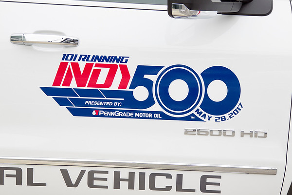 2017 - The 101st Indianapolis 500