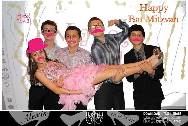 2012-12-08 Alexis' Bat Mitzvah