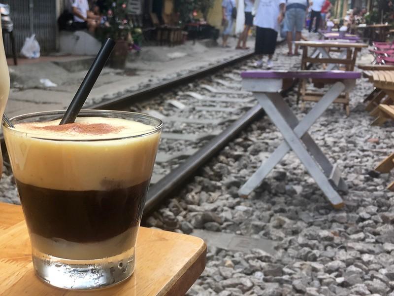 Egg Coffee - Hanoi, Vietnam