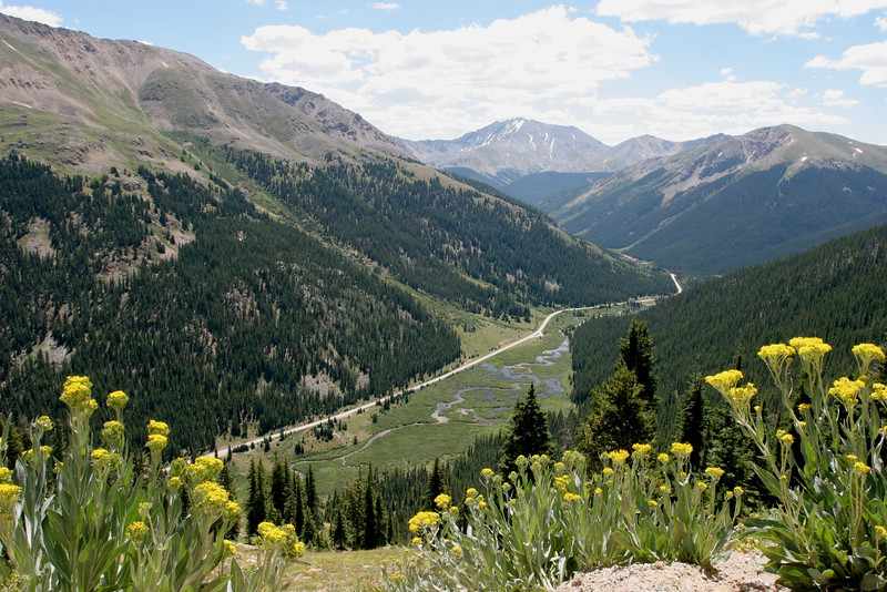 Independence Pass, Colorado, USA