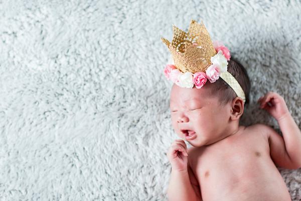 Wong Family Newborn Shoot 1.25.20