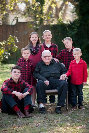 November 18, 2018 - Griffith Family