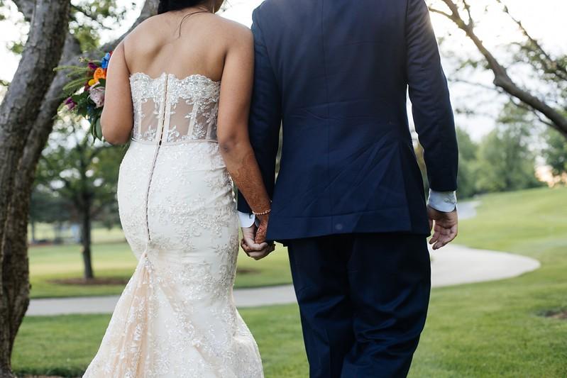 LeCapeWeddings Chicago Photographer - Renu and Ryan - Hilton Oakbrook Hills Indian Wedding -  939.jpg