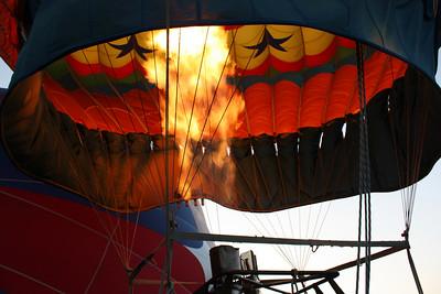 Santa Paula Hot Air Balloon Festival 2008