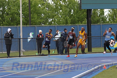 200M Prelims Men - 2021 NCAA Division II Outdoor Track & Field Championships