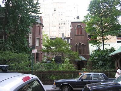 New York City - Church of the Transfiguration