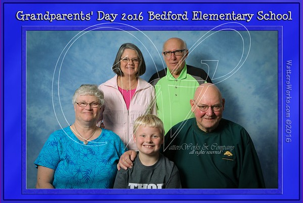 Bedford  Grandparents Day 5/6/16