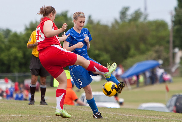 May 2 - Red Earth Tour - 96GRed vs North OKC OFC Black