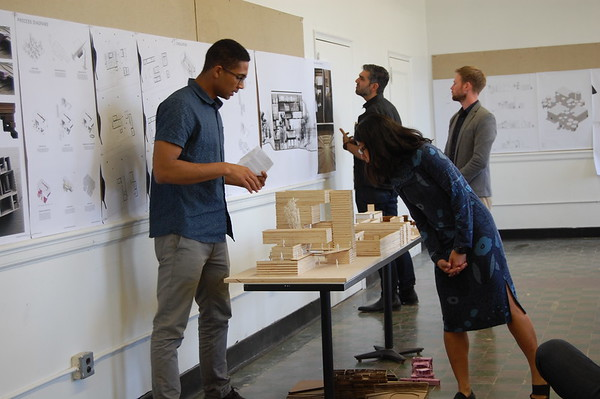 ARC 502 [3.5 First Year Studio] : Generous Architecture