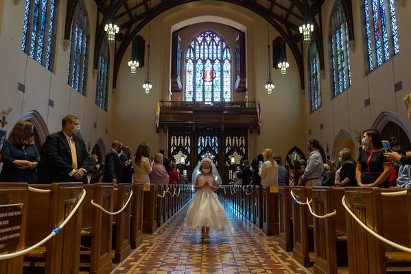 First Holy Communion 2PM - 10/17