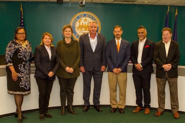 2020 COH P&D Commissioners