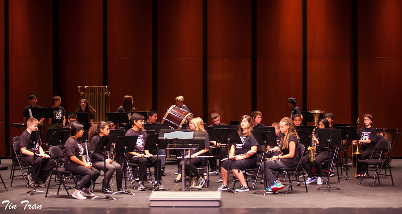 Diablo Valley Band Review - 2012