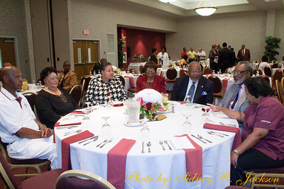 AAMU 2010 Louis Crews Classic Coach's Breakfast