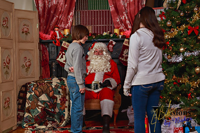 2016 MoD Santa Charity