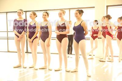 Westside Ballet Spring Rehearsal 2020