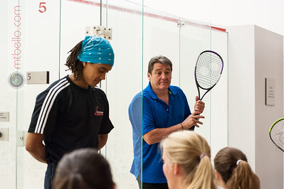 2013 Squash and Beyond Coaching