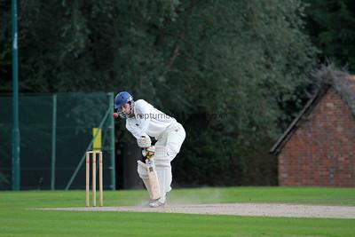 Cricket 20/20 SF Roffey v St James 30 08 10