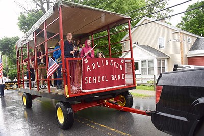 It Didn't Rain On The Eagles Memorial Day Parade photos by Gary Baker