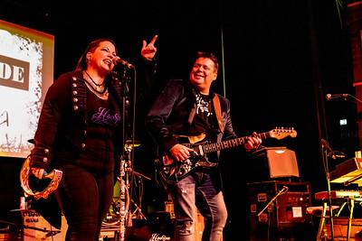 20200104 Hooson-Maguire Band at The Harlington, Fleet