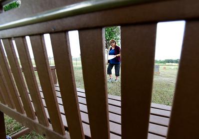 Photos: The DAR Donate a Bench at the Highlandlake Pioneer Cemetery