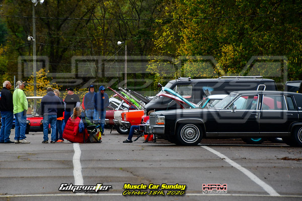 Muscle Car Sunday at Edgewater - Oct. 18th, 2020