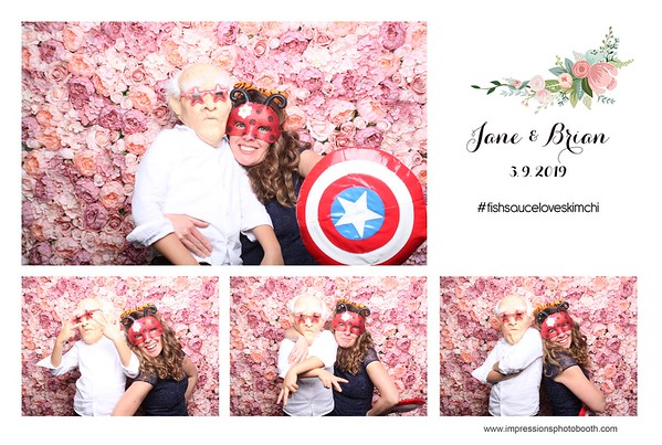 Jane & Brian 03.09.2019