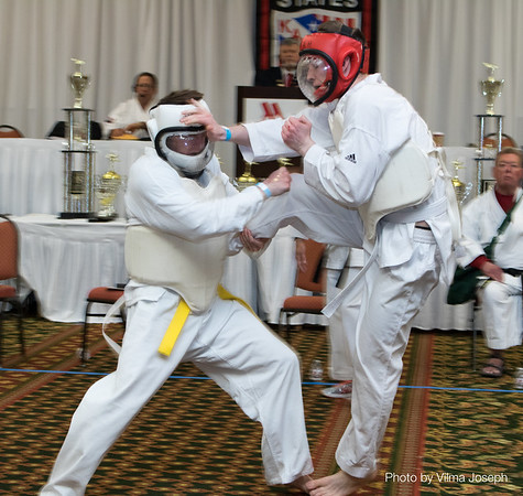 Adult Kumite/Sparring