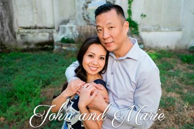 John & Marie (prints)