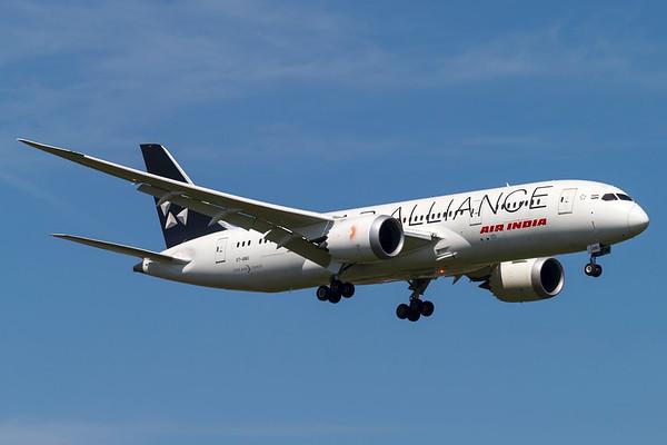 VT-ANU - Boeing 787-8 Dreamliner