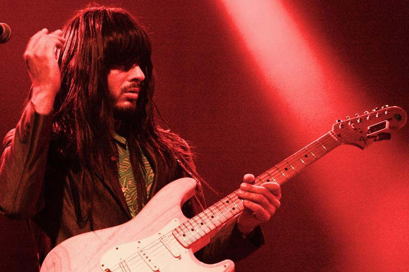 2016-09-21 Khruangbin and Sugar Candy Mountain at the Independent SF