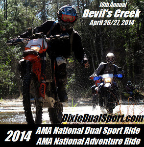 Devil's Creek 2014