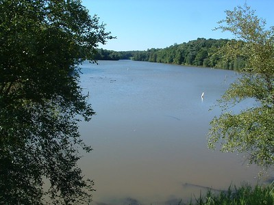 lake needwood aug6, 2004