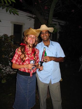 Halloween Party, Oct 2005