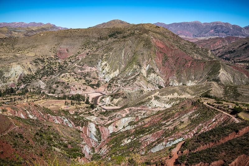 Hiking tour of mountains around Sucre - Inca trail from Chaunaca-0675.jpg