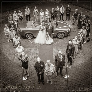 Huwelijk Manuel & Heleen