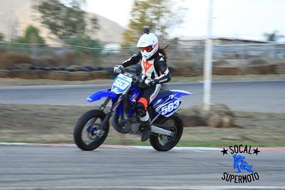 Babes Ride Supermoto 12/1/18